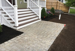 pavers for a professional look